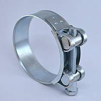 Хомут металлический усиленный Optima (Хомут металевий посилений) 175-187 мм