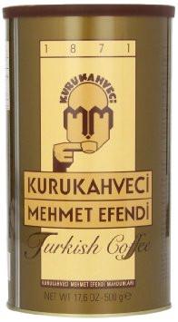 Кофе турецкий молотый 500 г (Turkish Coffee) - MEHMET EFENDI