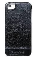 Чехол накладка BOROFONE для iPhone 5 / 5S / 5SE Crocodile Leather Back Cover case Rose Red (BI-BL009RR)