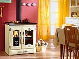 Отопительно-варочная печь Nordica MAMY(CREMA), фото 3