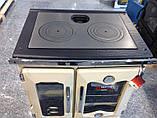 Отопительно-варочная печь Nordica MAMY(CREMA), фото 10
