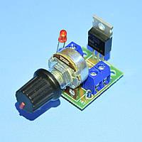 Регулятор мощности 1КВт  PCB216.1 (DB3,BT137 (China))