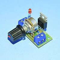 Регулятор мощности 1КВт  PCB216 (DB3,BT137 1KW)
