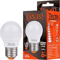 Led лампочка Tecro TL-G45-6W-4K-E27