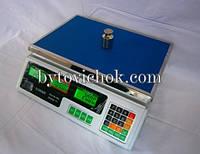 Торговые весы Олимп ACS-A9 (40 кг)