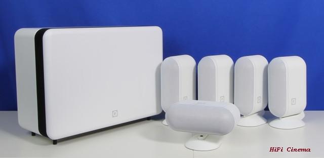 Акустическая система 5.1 Q Acoustics 7000i Cinema HiFi класса