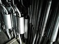 Глушитель ГАЗ Газель,Соболь Польша Polmostrow алюминизированный