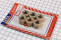 Ролики вариатора к-кт 14гр (TATA)  (скутер 125-150куб.см)