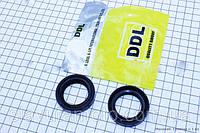 Сальник 31*43*10,5 - передних амортизаторов к-кт 2шт (DDL)  (скутер 125-150куб.см)