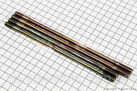 Шпилька цилиндра к-кт 4шт (185мм-2шт, 195мм-2шт)  (скутер 125-150куб.см)