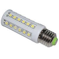 Светодиодная LED лампа кукуруза 7W Е27 35 led 5050 (для дома, дачи, офиса)