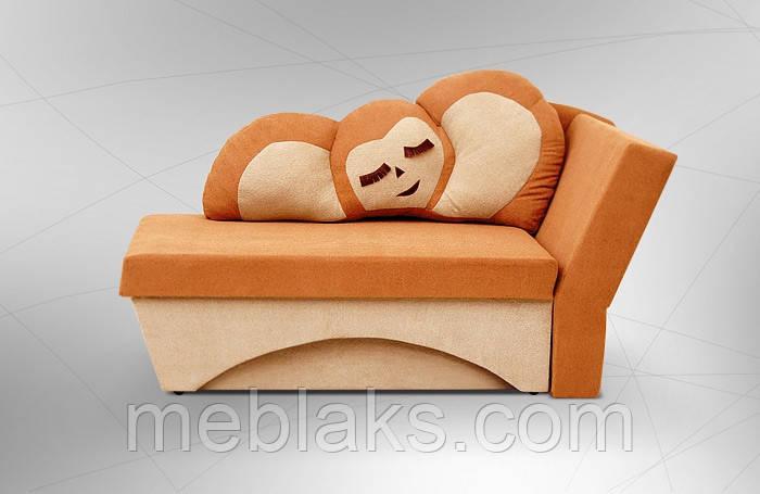 Детский диван-кровать Чебурашка   Udin