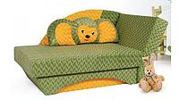 Детский диван-кровать Чебурашка