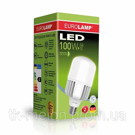 """Высокомощная промышленная светодиодная лампа EUROLAMP от Торговой компании """"Мелон"""""""
