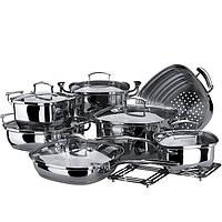Набор посуды Vinzer 69029(89029) Platinum