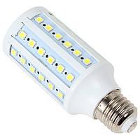 Светодиодная LED лампа кукуруза 9W E27 60 led 5050 (для дома, дачи, офиса)