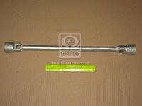 Ключ балонный МАЗ, КРАЗ (30х32) (L=500) (цинк) (г.Павлово). И-416ц