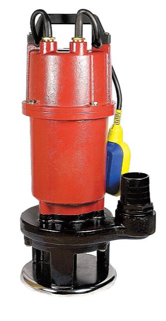 Фекальный насос Optima WQ15–15QG с режущим механизмом