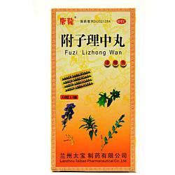 Пігулки для селезінки Фуцзы личжун вань / Fuzi lizhong wan