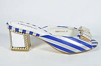 Шлепанцы сабо Lanzoni праздничная модель