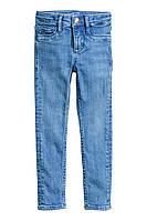 Стильные джинсы для девочки H&M (Германия) +для девочки