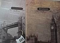 """Блокнот подарочный с замком """"RENAISSANCE"""""""