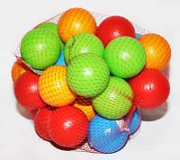 Мячики шарики 32 штуки для сухого бассейна. Украина