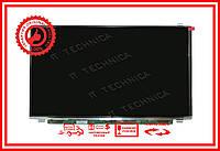 Матрица 15,6 LG LP156WH3, SLIM, 1366x768, глянцевая, 40pin, разъем справа внизу