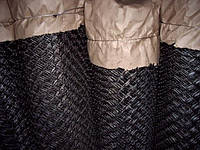 Сетка Рабица 1,5* 10м. Черная  (50х50)
