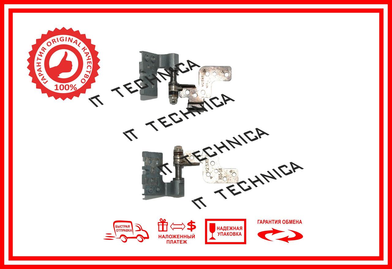 Петли ASUS N55 N55SF N55SL N55V N55S N55SV (13GN5F10M020-1 13GN5F10M010-1) ОРИГИНАЛ