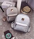 Плетеный рюкзак женский., фото 4