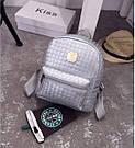 Плетеный рюкзак женский., фото 5