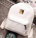 Плетеный рюкзак женский., фото 2
