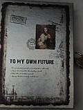 """Блокнот подарунковий з замком """"TO MY OWN FUTURE"""", фото 5"""