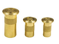 Amig Ответная часть к шпингалету (автоматическая лунка)  мод.100 12х27 мм латунь