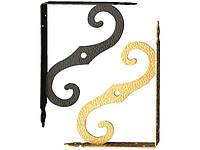 Amig Кронштейн декоративный мод.2 золото 200х150