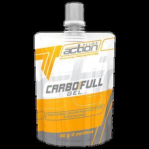 Энергетический гель CARBO FULL GEL 90мл/2порции