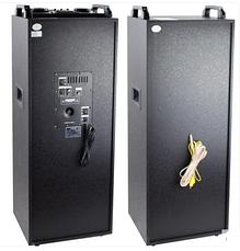 Активная акустическая система Temeisheng T246 (колонки) 2х150W + Bluetooth, фото 2