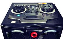 Активная акустическая система Temeisheng T246 (колонки) 2х150W + Bluetooth, фото 3