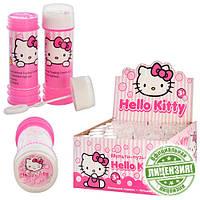 Мыльные пузыри Hello Kitty, HK 0064, 50 млх36 шт,