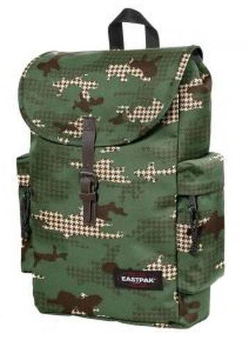 Необычный рюкзак 18 л. Austin Eastpak EK47B26L камуфляж