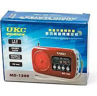 Цифровой радиоприемник UKC MD-1300 USB MP3