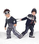 Детская зимняя одежда оптом