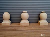 Шары деревянные точеные, фото 1