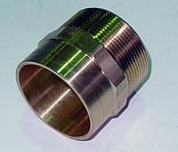 """Муфта под пайку с наружной резьбой 15х3/8"""" (арт. 4243G) IBP (Великобритания)"""