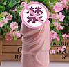 Реалистический фаллоимитатор с мошонкой на присоске 17 см, фото 5