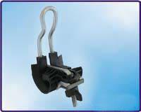 Универсальный подвесной (поддерживающий) зажим 2-4х(16-120)кв.мм.  ЗП 3.1