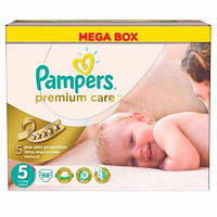 Подгузники Pampers Premium Care Junior 5 (11-25кг.) 88шт.