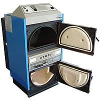 Пиролизный котел Atmos 30 кВт
