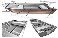 Алюминиевая лодка Smartliner 130 - Smartliner-130